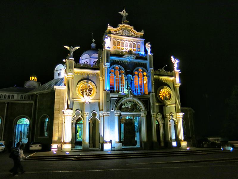 Basilica de Los Angeles Cartago Costa Rica