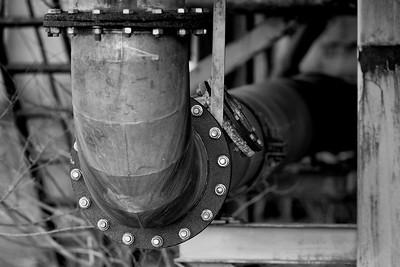 Old Factory Plumbing