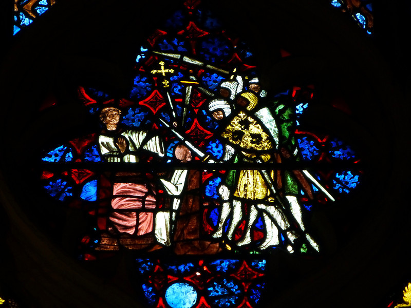 Christ Church Stained Glass Images