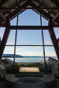 Lake Pukaki Visitors Center, New Zealand