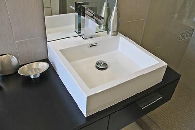Modern Square Sink