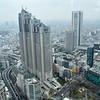 新宿パークタワー (Shinjuku Park Tower). Tokyo