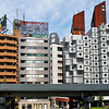 The Nakagin Capsule Tower (中銀カプセルタワ)