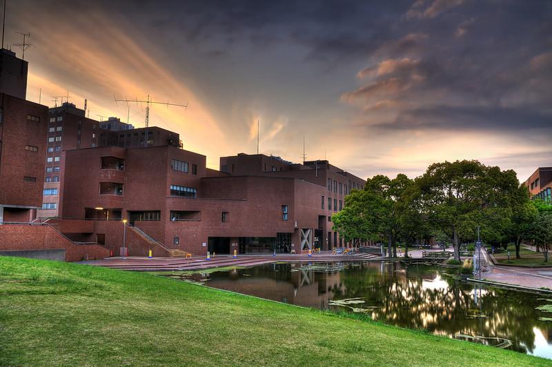 The University of Tsukuba 3rd Area
