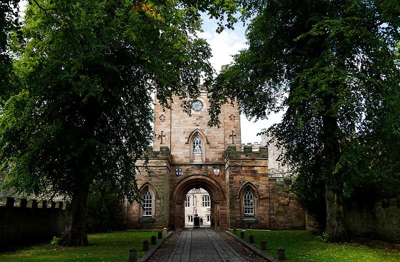 Enter the Castle