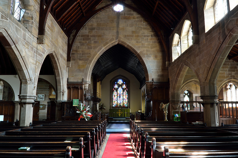St Giles C Of E Church