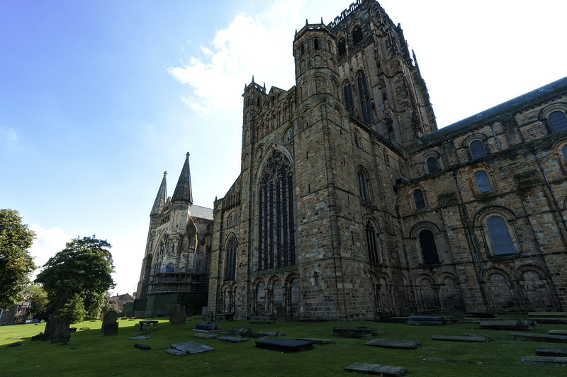 Durham Cathedral. England