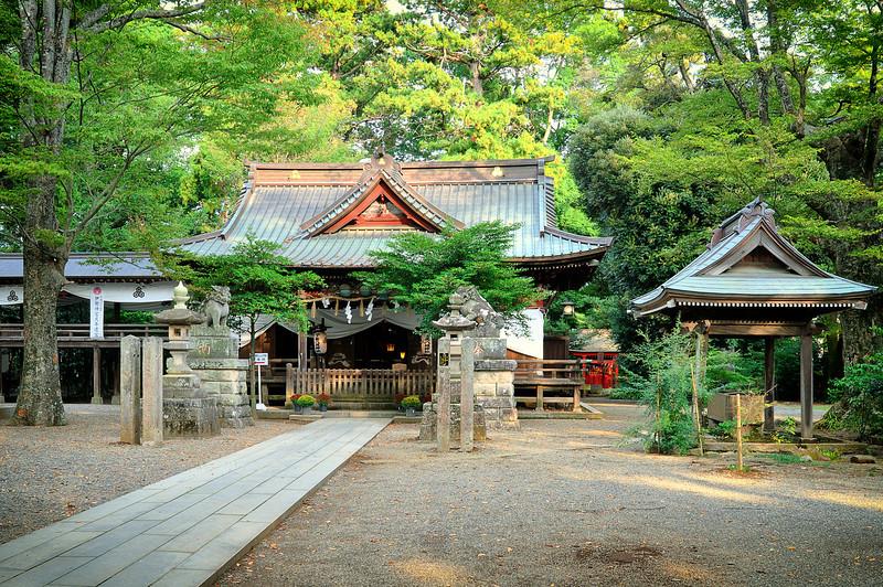 Ichinoya Shrine
