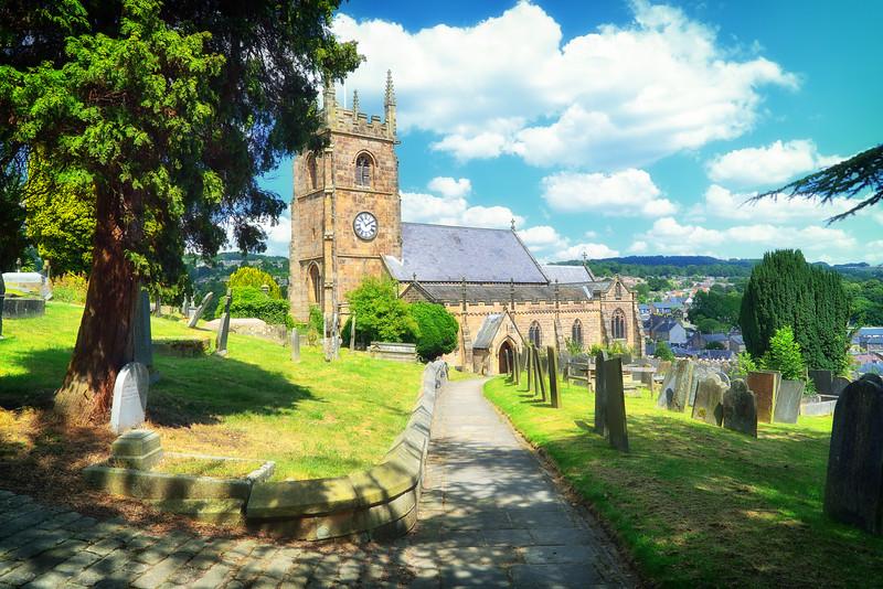 St Giles C Of E Church