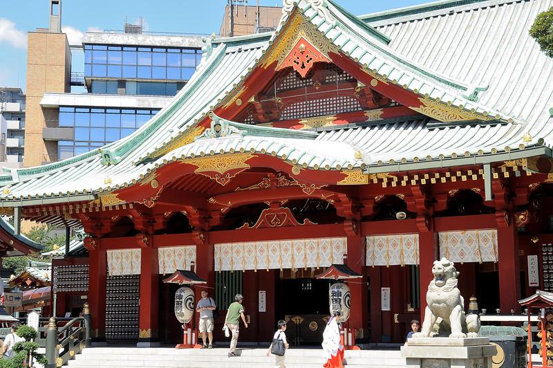 神田明神 (Kanda Shrine). Bunkyo.