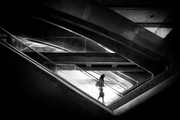 REF004 - Architecture Noir et Blanc par Antonio GAUDENCIO Auteur Photographe
