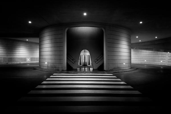REF006 - Architecture Noir et Blanc par Antonio GAUDENCIO Auteur Photographe