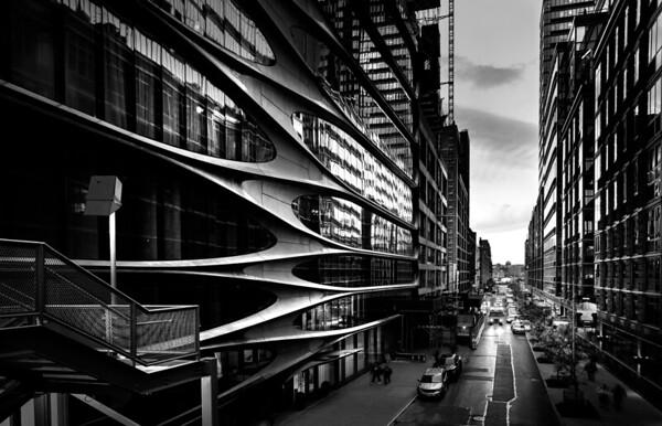 REF008 - Architecture Noir et Blanc par Antonio GAUDENCIO Auteur Photographe