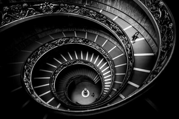 REF009 - Architecture Noir et Blanc par Antonio GAUDENCIO Auteur Photographe