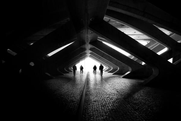 REF002 - Architecture Noir et Blanc par Antonio GAUDENCIO Auteur Photographe