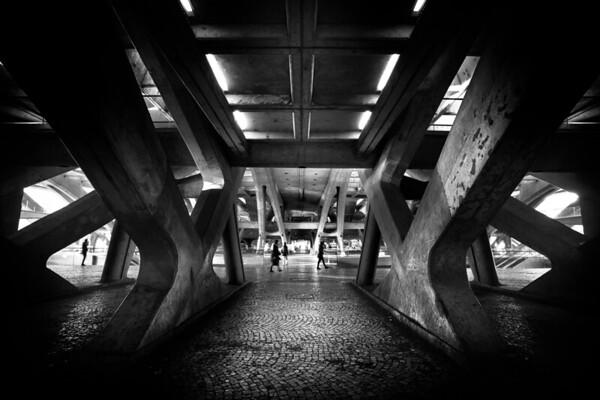 REF003 - Architecture Noir et Blanc par Antonio GAUDENCIO Auteur Photographe
