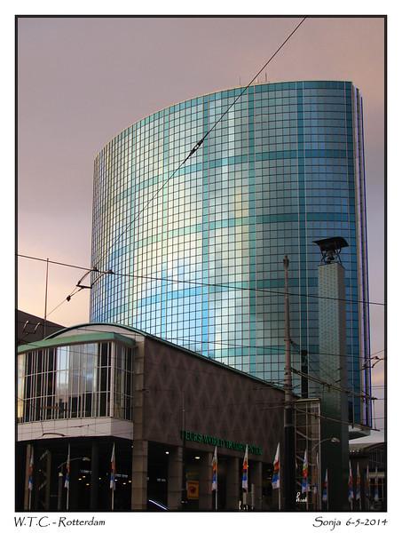 World Trade Center, Rotterdam