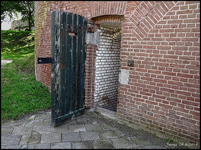 Fort Sabina | Willemstad