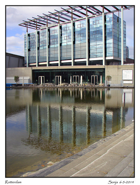 Nederlands Architectuur Instituut (NAi) | Rotterdam