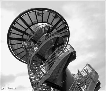 Uitkijktoren Landtong Rozenburg