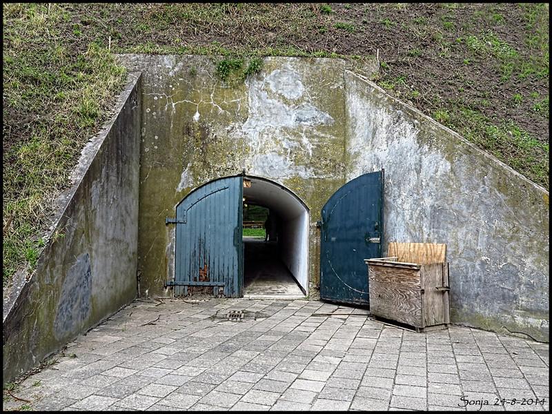 Fort Sabina Willemstad