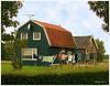 Oud huisje in Zwartewaal