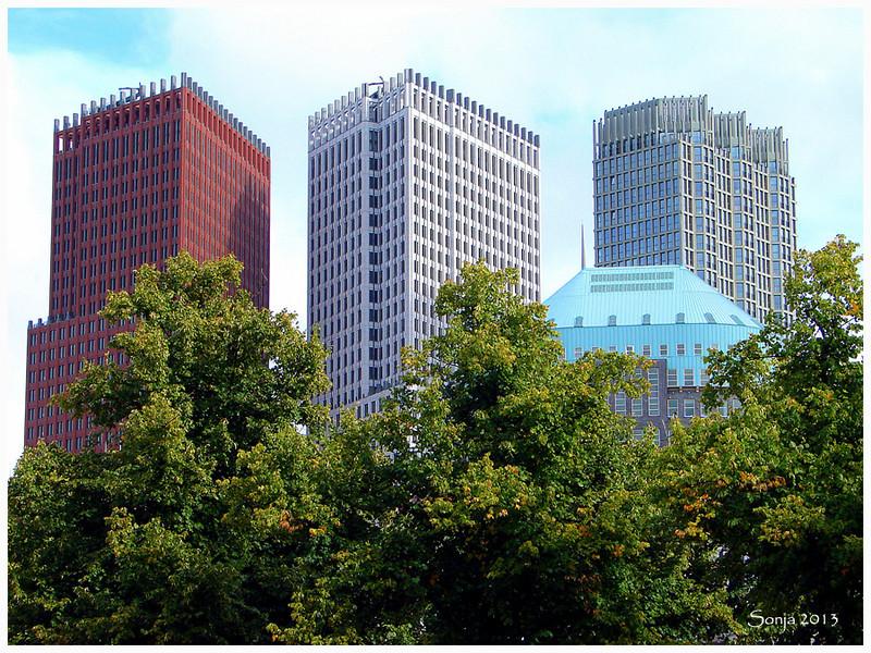 Stadscentrum Den Haag