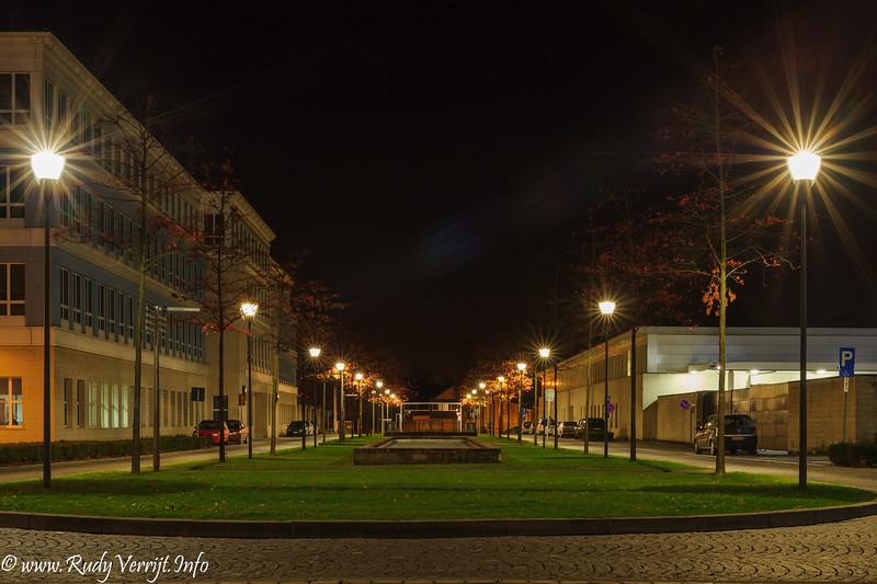 Leuven By Night