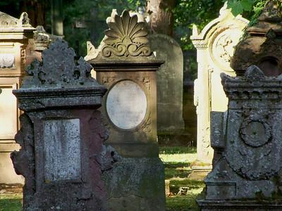 Stuttgart - Hoppenlauer Friedhof