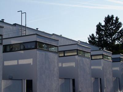 Stuttgart - Weißenhofsiedlung (Bauhaus)