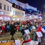 Melker Adventdorf 2016, Eröffnungstag am 1. Adventwochenende