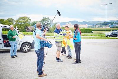 ORF-Dreh für ZIB2