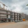 Baustelle auf dem Konversionsgelände Lincoln-Siedlung, Darmstadt, 13. Mai 2018  (Foto: Christoph Rau)