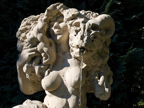 Skulpturengarten Darmstadt