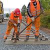 Neubau einer Strassenbahntrasse