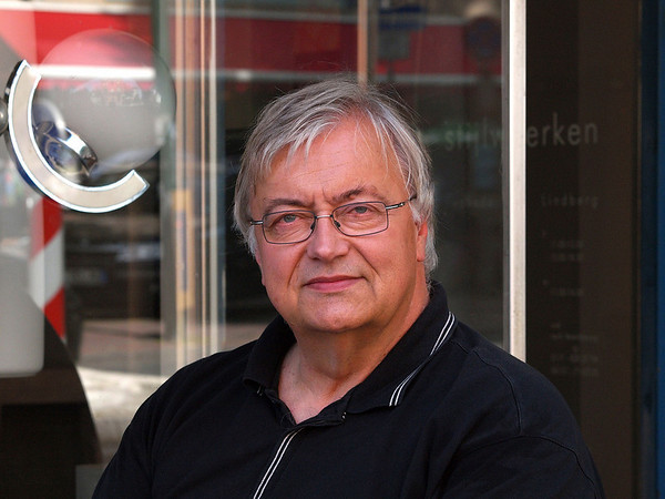 Mario Sperber-Schäfer (*6.2.1948 +23.1.2011), Lindberg, Schuknechtstrasse