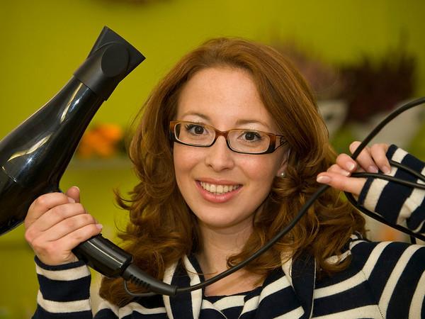 Kathrin Enders (Friseursalon Hairlich)