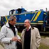Bahntage 2010 im Eisenbahnmuseum Darmstadt-Kranichstein am 13.5.2010