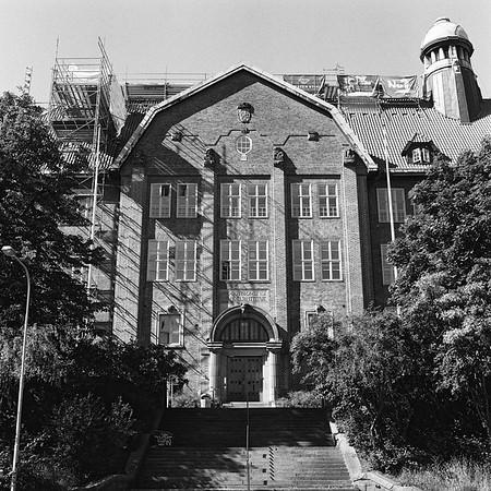 Handelsinstitut Göteborg, Schweden, 17. August 2016  (Foto: Christoph Rau)