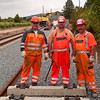 Strassenbahn-Bauarbeiten