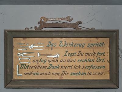 Eisenbahnmuseum Kranichstein im Winter