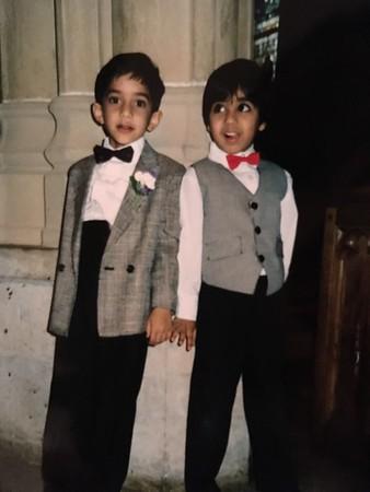 Archival photos of Arjun