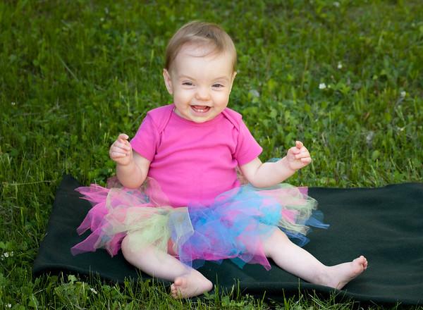 Harper 9 months
