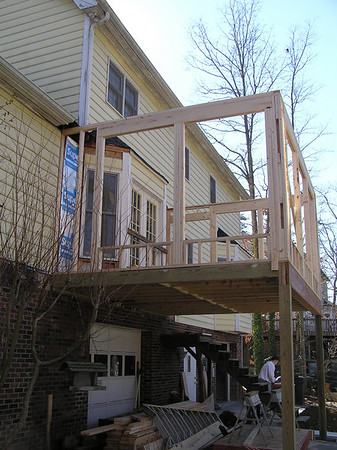 2005 - House addition