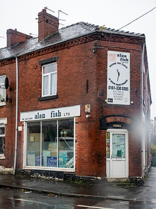 Alan Fish;s Shop Canterbury Street