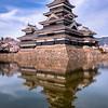 """""""Matsumoto Reflections III"""" – Matsumoto, Japan"""