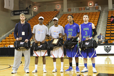 A-sun Tournament 2012