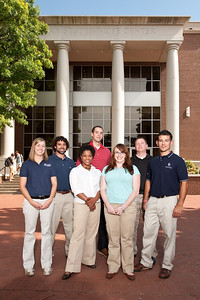 Beaman Student Life Center Staff 2010