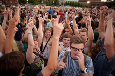 Welcome Week Tower Jam 2011