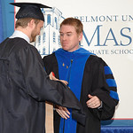 Massey Hooding Ceremony Fall 2012 :